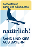 """Bayerischer Industrieverband Steine u. Erden e.V. """"Fachabteilung Sand und Kies"""""""