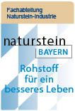 """Bayerischer Industrieverband Steine u. Erden e.V. """"Fachabteilung Naturstein – Industrie"""""""